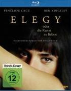 Cover-Bild zu Meyer, Nicholas: Elegy oder die Kunst zu Lieben