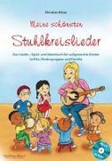 Cover-Bild zu Meine schönsten Stuhlkreislieder (Buch inkl. CD) von Hüser, Christian