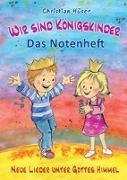 Cover-Bild zu Wir sind Königskinder von Hüser, Christian