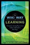 Cover-Bild zu The Wiki Way of Learning von Notari, Michele