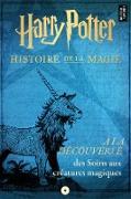 Cover-Bild zu eBook Harry Potter: À la découverte des Soins aux créatures magiques