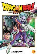 Cover-Bild zu Toriyama, Akira: Dragon Ball Super, Vol. 10