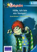 Cover-Bild zu Hilfe, ich bin ein Vampir! - Leserabe 2. Klasse - Erstlesebuch für Kinder ab 7 Jahren von Niessen, Susan
