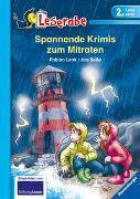 Cover-Bild zu Spannende Krimis zum Mitraten - Leserabe 2. Klasse - Erstlesebuch für Kinder ab 7 Jahren von Lenk, Fabian