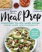 Cover-Bild zu Meal Prep von Weeks, Pascale