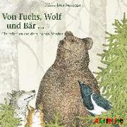 Cover-Bild zu Surojegin, Pirkko-Liisa: Von Fuchs, Wolf und Bär