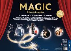 Cover-Bild zu Magic Adventskalender 2019