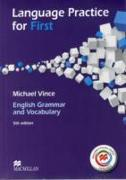 Cover-Bild zu Language Practice for First 5th Edition Student's Book and MPO without key Pack von Vince, Michael