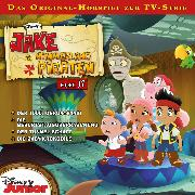 Cover-Bild zu Disney / Jake und die Nimmerland-Piraten - Folge 17 (Audio Download) von Bingenheimer, Gabriele
