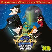 Cover-Bild zu Disney - Phineas und Ferb - Star Wars - TV-Special (Audio Download) von Bingenheimer, Gabriele