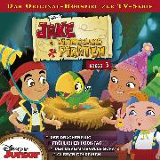 Cover-Bild zu Disney - Jake und die Nimmerland Piraten - Folge 3 (Audio Download) von Bingenheimer, Gabriele