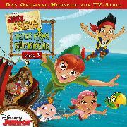 Cover-Bild zu Disney - Jake und die Nimmerland Piraten - Folge 5 (Audio Download) von Bingenheimer, Gabriele