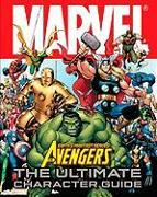 Cover-Bild zu COWSILL ALAN: MARVEL THE AVENGERS THE ULTIMATE CHARAC