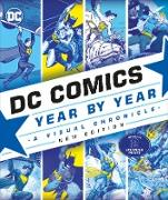 Cover-Bild zu Cowsill, Alan: DC Comics Year By Year, New Edition