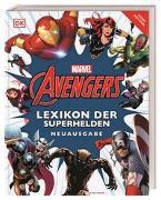 Cover-Bild zu Cowsill, Alan: Marvel Avengers Lexikon der Superhelden Neuausgabe