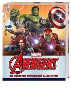 Cover-Bild zu Beatty, Scott: MARVEL Avengers Die größten Superhelden aller Zeiten