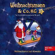 Cover-Bild zu Folge 11: Weihnachtspost auf Abwegen / Knecht Ruprechts Zauberpuder (Audio Download) von Karallus, Thomas