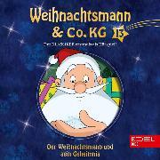 Cover-Bild zu Folge 13: Der längste Tag / Der Weihnachtsmann und sein Geheimnis (Audio Download) von Strunck, Angela