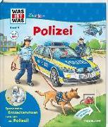 Cover-Bild zu WAS IST WAS Junior Band 9. Polizei von Braun, Christina