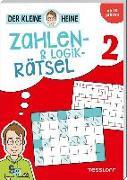 Cover-Bild zu Der kleine Heine Zahlen- und Logikrätsel 2. Ab 10 Jahren von Heine, Stefan