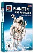 Cover-Bild zu WAS IST WAS DVD Planeten und Raumfahrt. Abenteuer im All von Tessloff Verlag Ragnar Tessloff GmbH & Co.KG (Hrsg.)