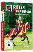 Cover-Bild zu WAS IST WAS DVD Ritter und Burgen. Die Welt des Mittelalters von Tessloff Verlag Ragnar Tessloff GmbH & Co.KG (Hrsg.)