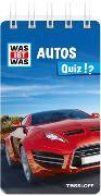 Cover-Bild zu WAS IST WAS Quiz Autos von Lehnert, Lorena