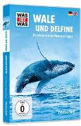 Cover-Bild zu WAS IST WAS DVD Wale und Delfine. Faszinierende Meeressäuger von Tessloff Verlag Ragnar Tessloff GmbH & Co.KG (Hrsg.)
