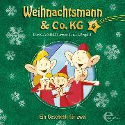 Cover-Bild zu Folge 4: Ein Geschenk für zwei / Das Super-Kaninchen (Das Original-Hörspiel zur TV-Serie) (Audio Download) von Karallus, Thomas