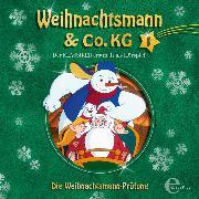 Cover-Bild zu Folge 1: Die magische Perle / Die Weihnachtsmann-Prüfung (Das Original-Hörspiel zur TV-Serie) (Audio Download) von Karallus, Thomas