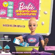 Cover-Bild zu Dreamhouse Adventures - Backen bis zum Umfallen / Leben wie die Pioniere (Audio Download) von Strunck, Angela