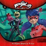 Cover-Bild zu Folge 21: Die Meerjungfrau / Troublemaker (Das Original-Hörspiel zur TV-Serie) (Audio Download) von Strunck, Angela