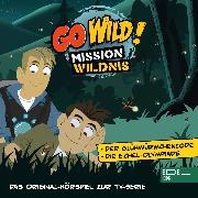 Cover-Bild zu Der Glühwürmchencode / Die Eichel-Olympiade (Das Original-Hörspiel zur TV-Serie) (Audio Download) von Strunck, Angela