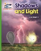 Cover-Bild zu Mugford, Simon: Reading Planet - Shadows and Light - Green: Galaxy