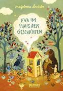 Cover-Bild zu Lembcke, Marjaleena: Eva im Haus der Geschichten