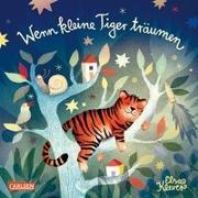 Cover-Bild zu Klever, Elsa: Wenn kleine Tiger träumen