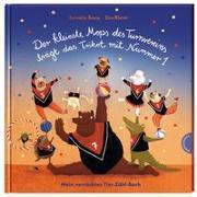 Cover-Bild zu Boese, Cornelia: Der kleinste Mops des Turnvereins trägt das Trikot mit Nummer 1