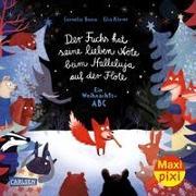 Cover-Bild zu Boese, Cornelia: Maxi Pixi 354: VE 5 Der Fuchs hat seine lieben Nöte beim Halleluja auf der Flöte (5 Exemplare)