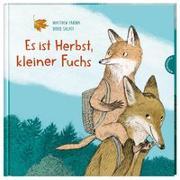 Cover-Bild zu Farina, Matthew: Es ist Herbst, kleiner Fuchs