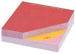 Cover-Bild zu Papeterie Sticky notes Bright & Light VE 16
