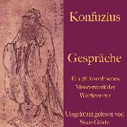 Cover-Bild zu Konfuzius: Gespräche (Audio Download) von Konfuzius