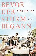 Cover-Bild zu Ley, Claudia: Bevor der Sturm begann (eBook)