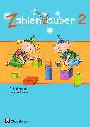 Cover-Bild zu Zahlenzauber 2. Schuljahr. Neuausgabe. Schülerbuch mit Kartonbeilagen. BY von Betz, Bettina