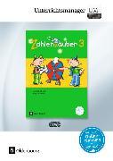 Cover-Bild zu Zahlenzauber 3. Schuljahr. Neuausgabe. Unterrichtsmanager. BY von Betz, Bettina