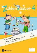 Cover-Bild zu Zahlenzauber 4. Schuljahr. Neuausgabe. 4. Prüfpaket. BY von Betz, Bettina