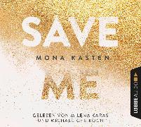 Cover-Bild zu Kasten, Mona: Save Me