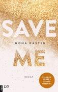 Cover-Bild zu Kasten, Mona: XXL-Leseprobe: Save Me (eBook)