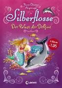 Cover-Bild zu Angermayer, Karen Christine: Silberflosse (Band 2) - Der Palast der Delfine