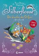 Cover-Bild zu Angermayer, Karen Christine: Silberflosse (Band 1) - Der Zauber der Delfine