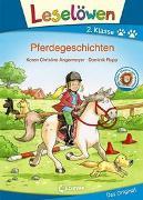 Cover-Bild zu Angermayer, Karen Christine: Leselöwen 2. Klasse - Pferdegeschichten
